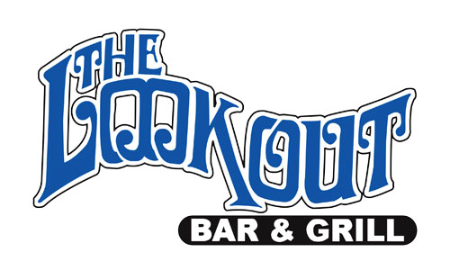 The Lookout Bar & Grill logo